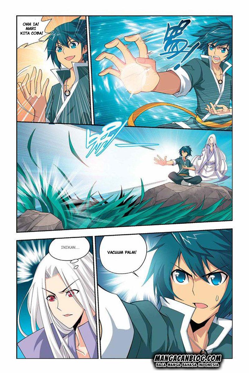 Battle Through Heaven Chapter 09-20