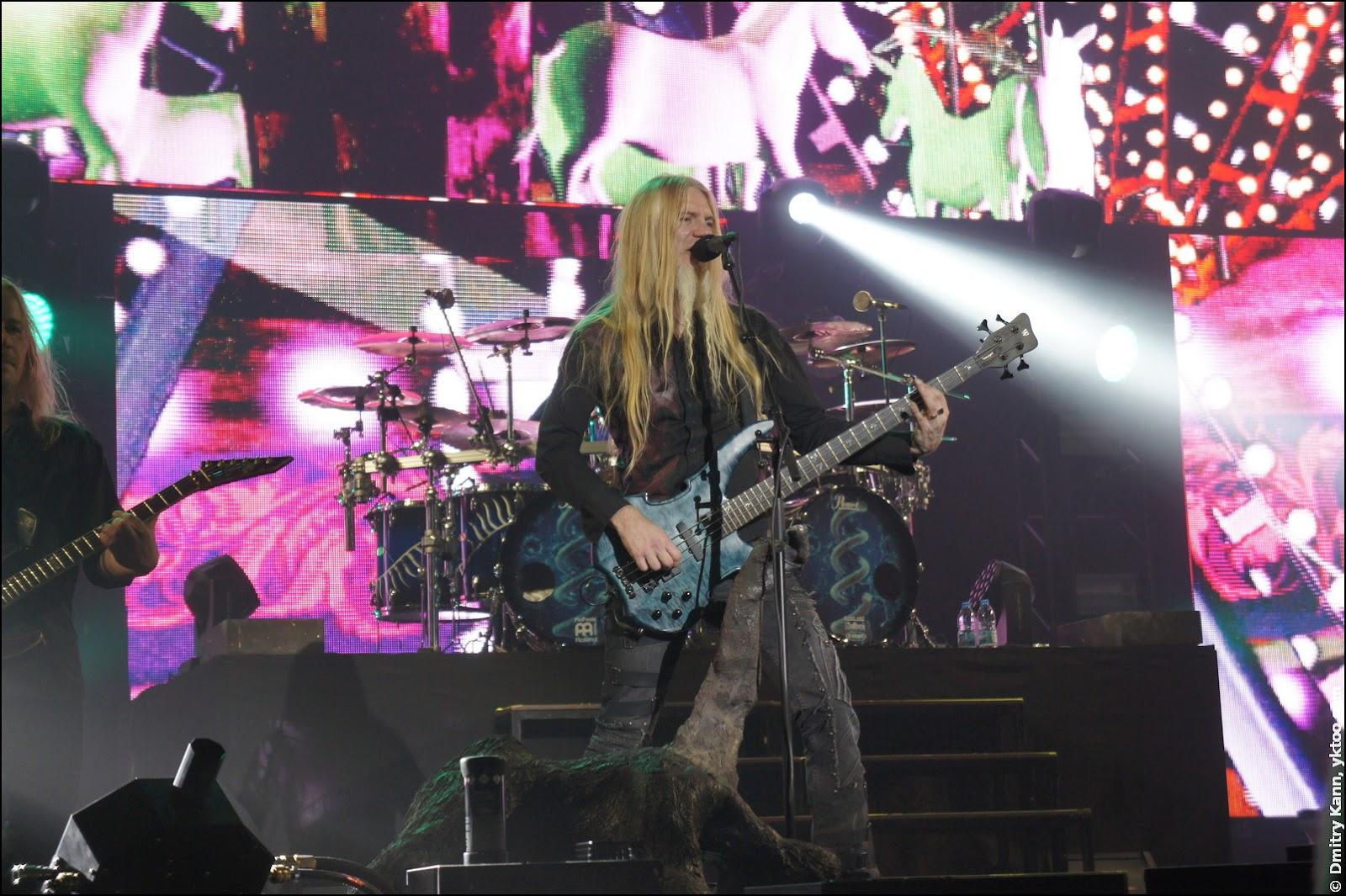 Nightwish: Marco Hietala.