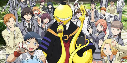 Mangá Assassination Classroom ganha spin-off!