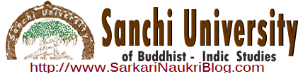 Naukri Vacancy Recruitment Sanchi Buddhisht Indic Studies