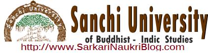 Naukri Vacancy Recruitment Sanchi Buddhisht Indic Studies