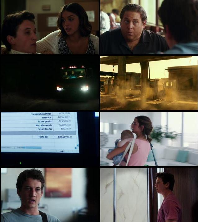 War Dogs 2016 English 720p BRRip