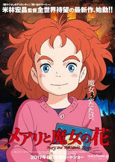 """Nuevo trailer de la película """"Mary to Majo no Hana"""" de Studio Ponoc"""