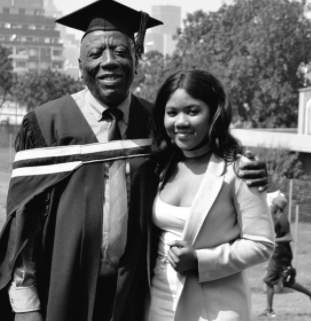 Twitter user celebrates her dad who bagged his first degree at 54