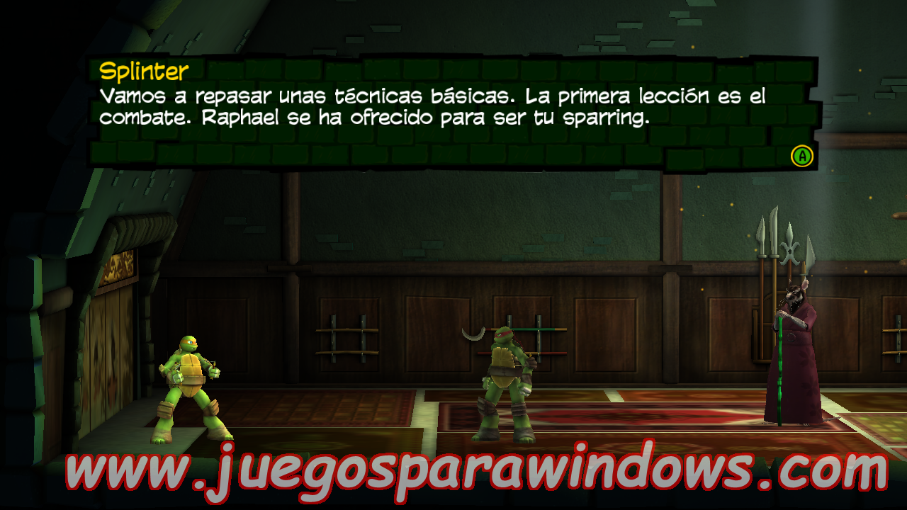 Teenage Mutant Ninja Turtles Danger Of The Ooze Multilenguaje ESPAÑOL XBOX 360 (Region FREE) (iMARS) 9