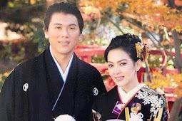 Tak Disangka, Inilah Orang yang Memilihkan Busana Kimono Cantik yang Dikenakan Syahrini Saat Preweding
