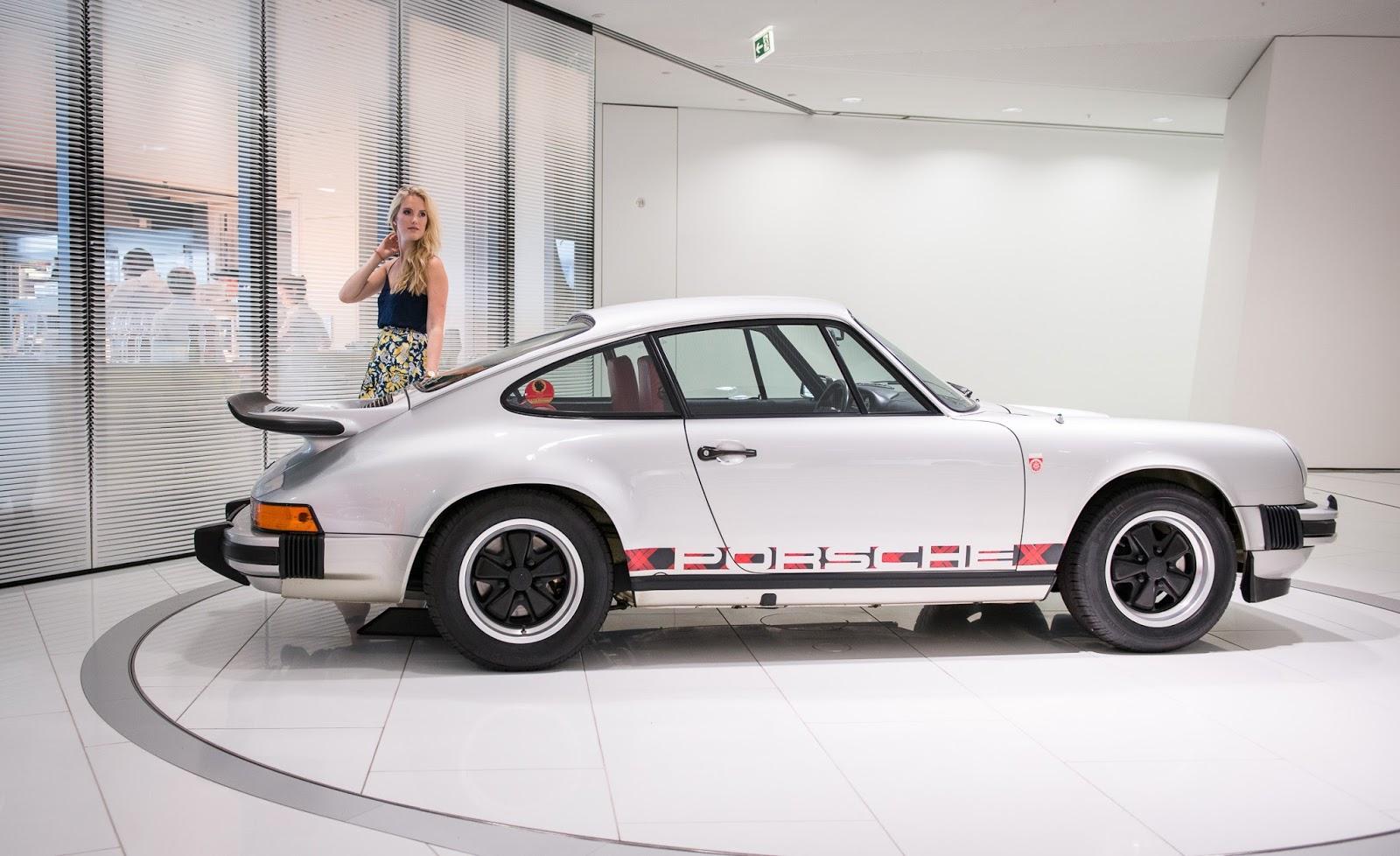 Porsche Museum silber Fifties 50s Midi Rock Carrera GBN Trends