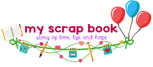Mengenal Blogger Buku Scrap Book