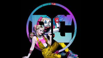 Birds of Prey, Harley Quinn, Margot Robbie, Comics, Movie, 4K, #3.1328