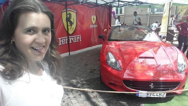 Ferrari, box, party - že to nejde dokopy?