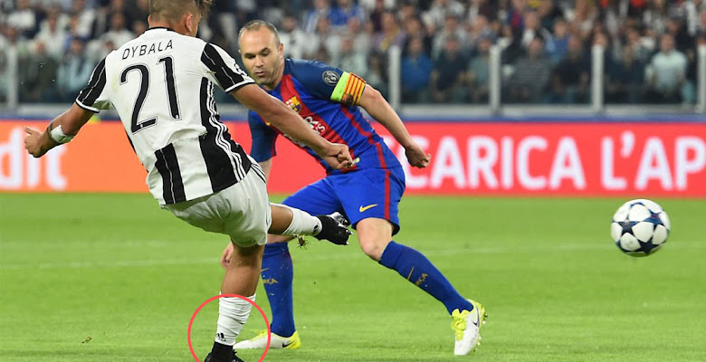 d7d3fcfd33ea Dybala Showcases New Outstanding Blackout  Dybala  Mercurial Superfly Boots