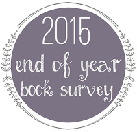 2015 End of the Year Book Survey