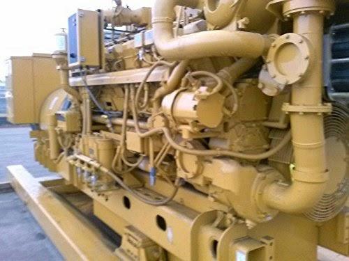 Caterpillar 3516B HD 1525 kW Petroleum Offshore Electric