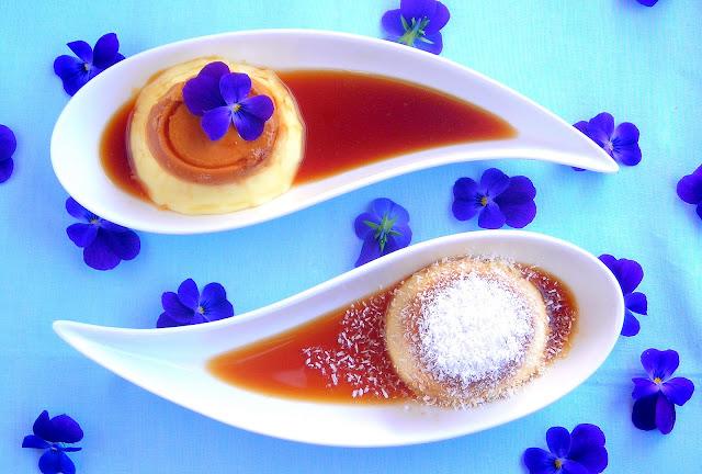 creme caramel pressure cooker recipe