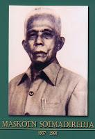 gambar-foto pahlawan nasional indonesia, Maksoen Soemadiredja