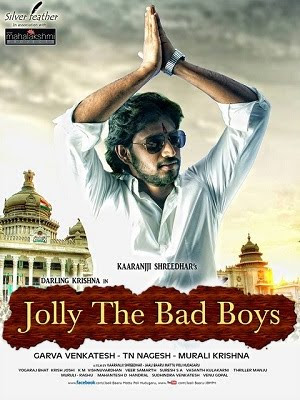 Poster Of Jolly The Bad Boys In Hindi Dubbed 300MB Compressed Small Size Pc Movie Free Download Only At worldfree4u.com