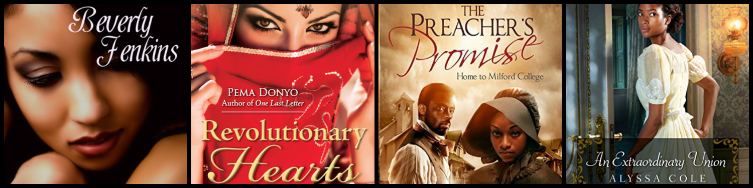 recommended diverse historical romances