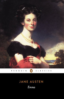 Emma by Jane Austen book cover