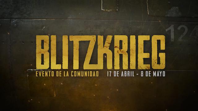 Call of Duty WWII lanza nuevo evento de la comunidad 'Blitzkrieg' hasta mayo