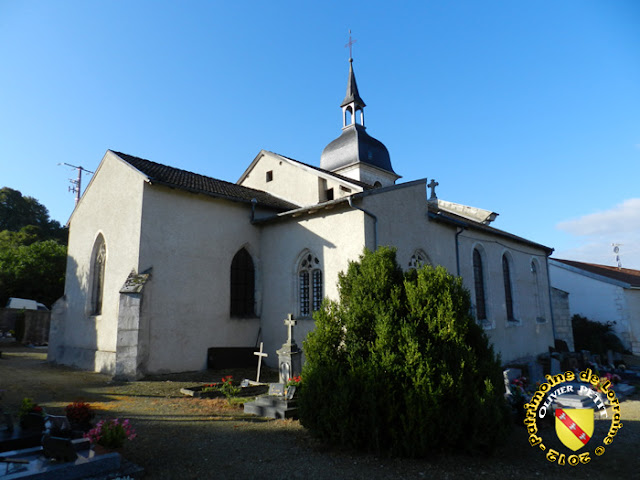 GIBEAUMEIX (54) - Eglise