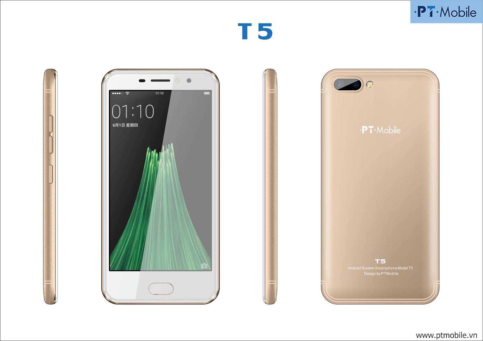 Rom PT Mobile T5