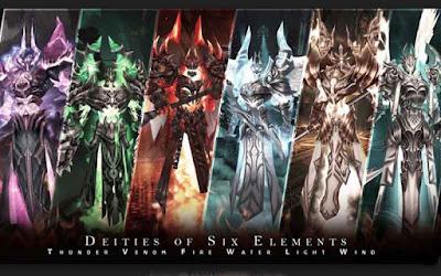 NEVAEH II: Era Of Darkness V5020 OBB Mod