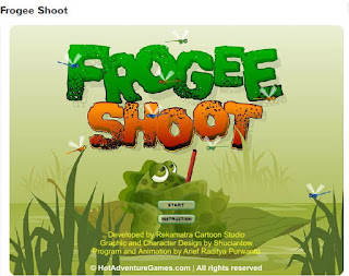 http://www.jogos360.com.br/frogee_shoot.html