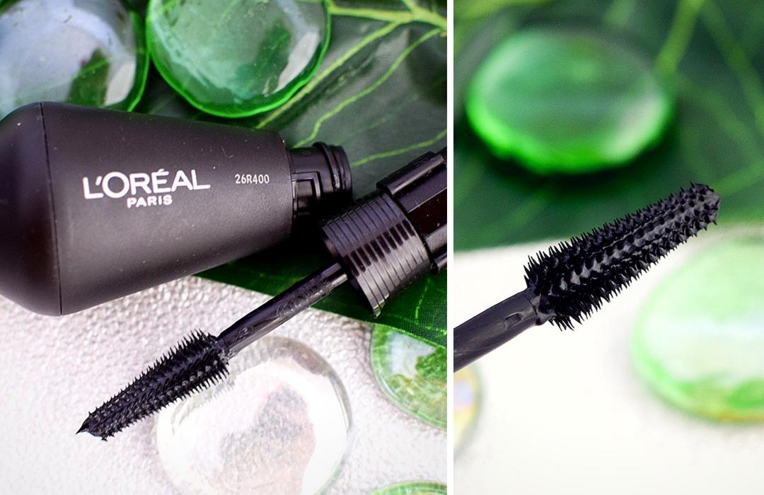 wie gut ist die Knick Wimperntusche von L'Oréal, Review und Test