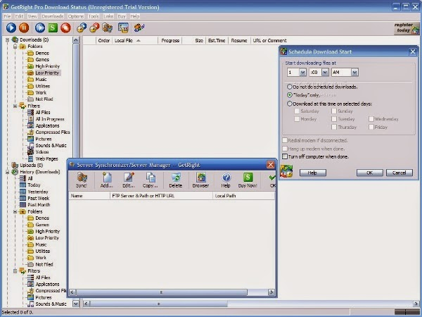 Software Download Manager Internet Terbaik