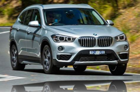 2016 BMW X1 xDrive 20d M Sport Review