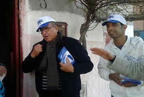 عاجل : محكمة الإستئناف تؤيد حكم عزل الرئيس مكرم