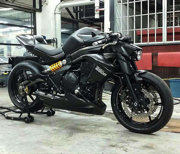 S Suzuki Motorcycle Exhaust Modifications