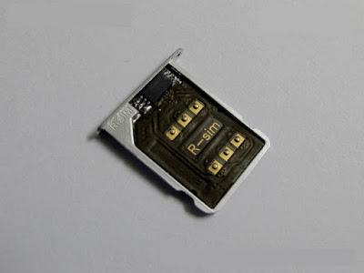 Tìm hiểu về Fix lỗi sim ghép iphone 5