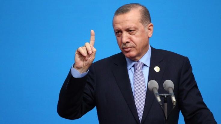 Ο κίνδυνος για Θράκη, Αιγαίο και Κύπρο από τον χαλίφη του ισλαμοτουρκικού μεγαλοϊδεατισμού