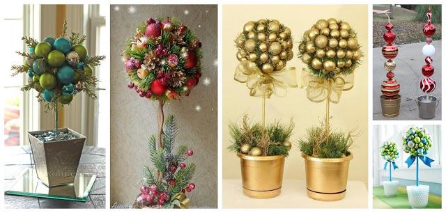 topiario-navideño-con-esferas