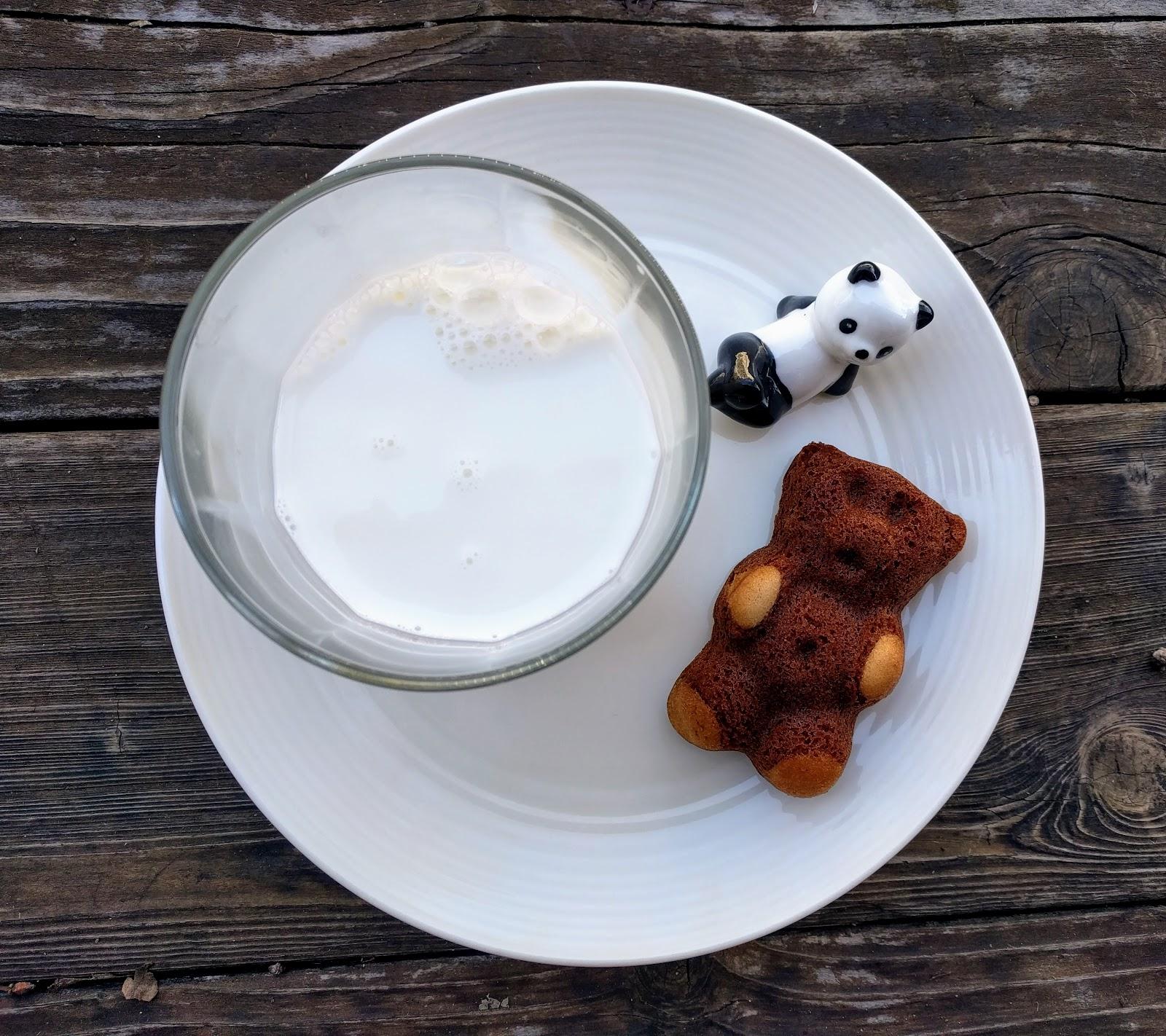 Teddy bear soft bakes