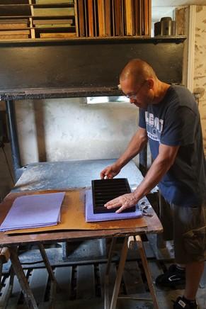 haute-vienne saint-léonard-de-noblat moulin du got papeterie imprimeur papier