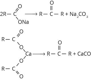 reaksi pembuatan keton