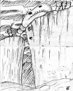 croquis-decor-falaise-crane