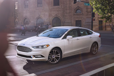 Downloadable 2017 Ford Fusion Brochure