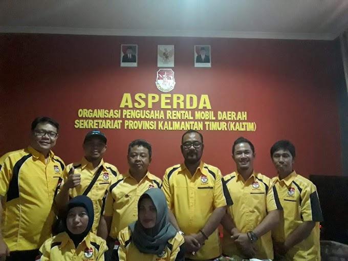 Waketum 3 Asperda : DPD Kaltim Sudah Cukup mandiri, Dan Seluruh DPD Harus Kompak Berantas Mafia Rental