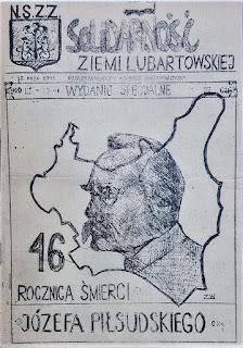 Solidarność Ziemi Lubartowskiej 1981