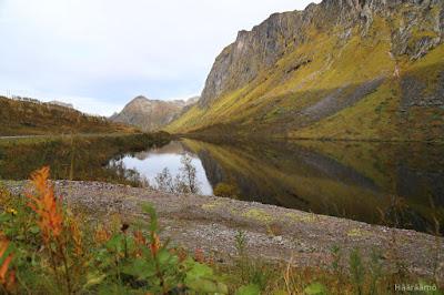 Senjan saari, Norja