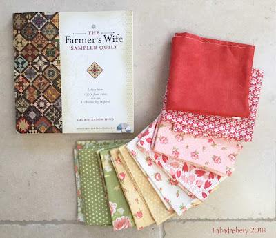 Fabadashery - Farmer's Wife Quilt