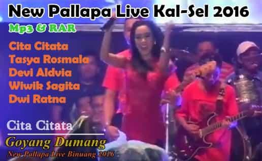 Album New Pallapa live Binuang Kalimantan 2016