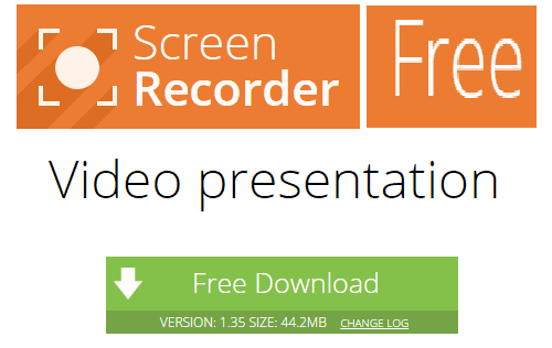 Free HD Screen Recording  For Windows - icecream screen recoder