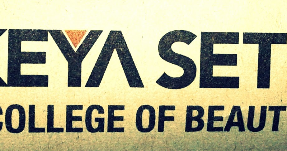 Keya Seth's College of Beauty Kolkata Admission in Skin-Spa-Makeup