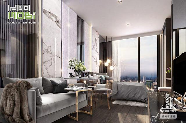 Ideo Mobi Eastpoint東方雙子星,公寓住宅,曼谷,素坤逸,泰國房地產,海外房地產,置產說明會