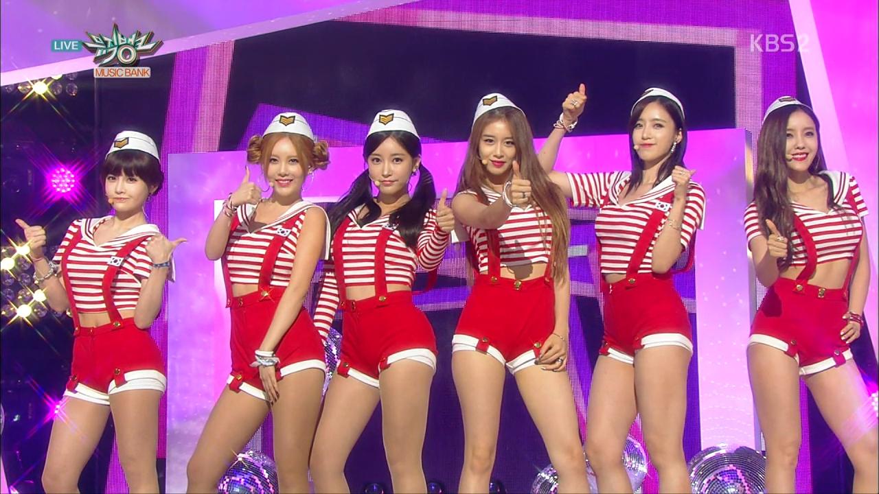 Kpop24hrs7.blogspot.com: 150529 KBS Music Bank E788 Oh My