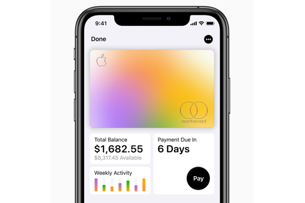 Apple intros Apple Card, A credit card with Apple Wallet integration, Daily Cash rewards and more